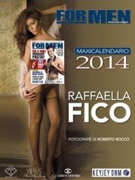 Calendario 2014 - Raffaella Fico