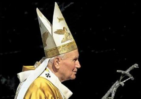 Non c'è pace senza giustizia, non c'è giustizia senza perdono - Giovanni Paolo II
