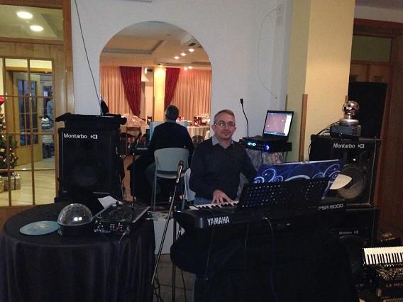 HOTEL SAMMARTINO - Ristorante Hator - Il maestro Luciano - AGNONE - IS -