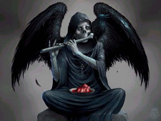 Quando si tratta della morte, anche il diavolo impara a pregare
