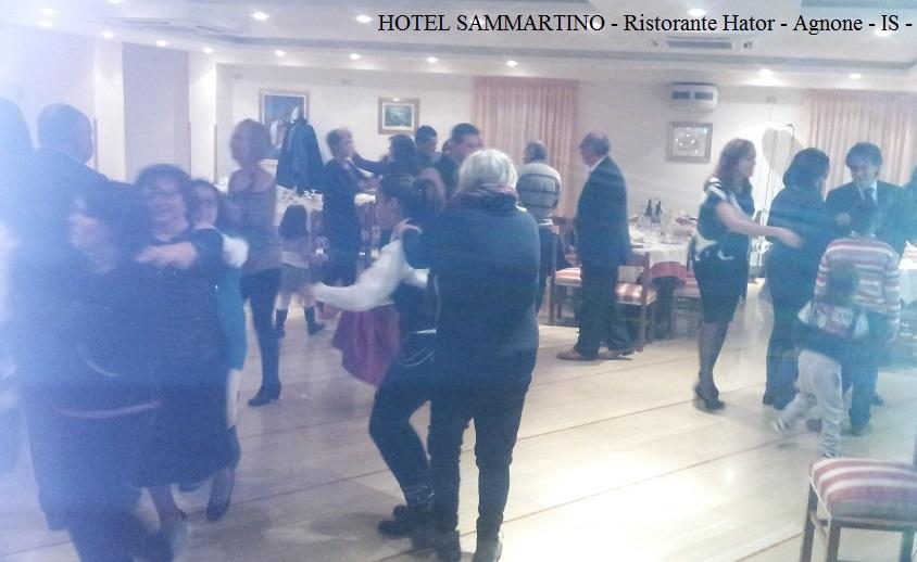 HOTEL SAMMARTINO - Ristorante Hator - Agnone - IS -