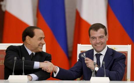 Italia - Russia -