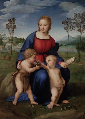 Firenze: Restaurata, torna la Madonna del Cardellino -