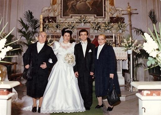 Foto ricordo 1990