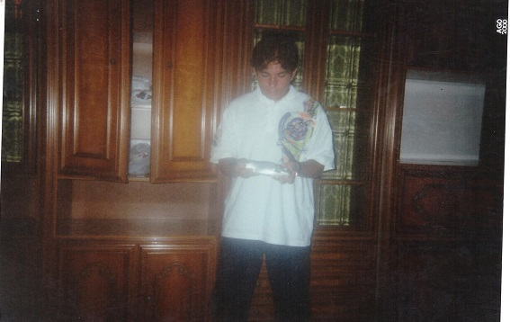Vincenzo agosto 2000