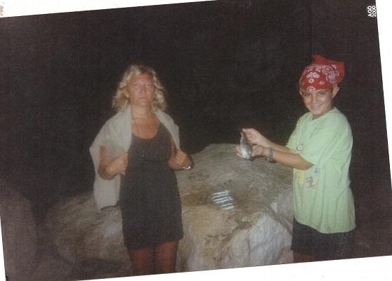 Adriana, Nico agosto 2000
