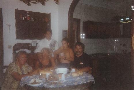 Famiglia Agosto 2000