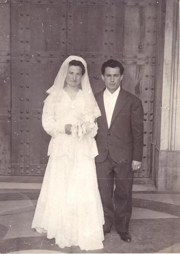 Sposi Volla (NA) 1960
