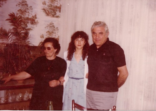 Maria, Luisa, Vincenzo Napoli