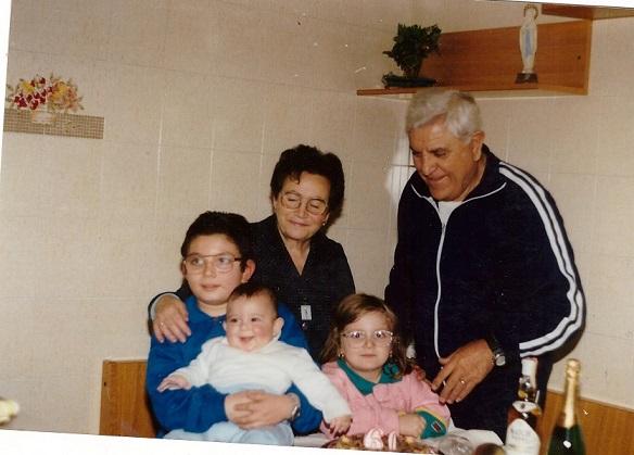 Famiglia Piccolo 1992