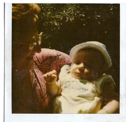 Adriana con Vincenzo 1983
