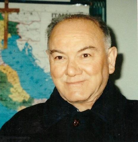 Don Vittorio Sannino Presidente dei Catecumeni Napoli 1990