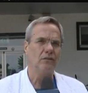 Pronto soccorso dell'ospedale di Isernia in emergenza,il responsabile del reparto Dott Lucio Pastore