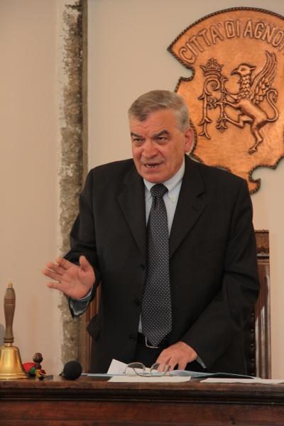 Michele Carosella, sindaco di Agnone 2014