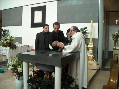 Battesimo di Diego - Napoli -