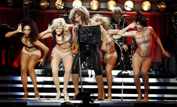 Vienna, in tour la cantante americana Tina Turner