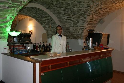 Bar dell'Hotel Sammartino