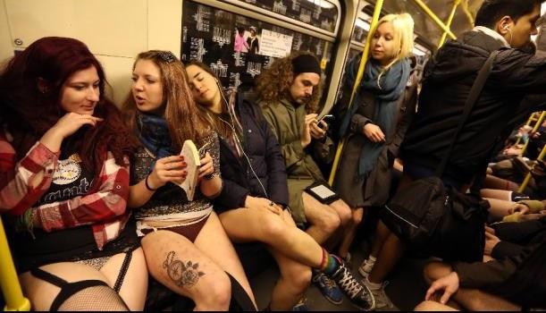Quando vado a lavoro sul treno - Roma