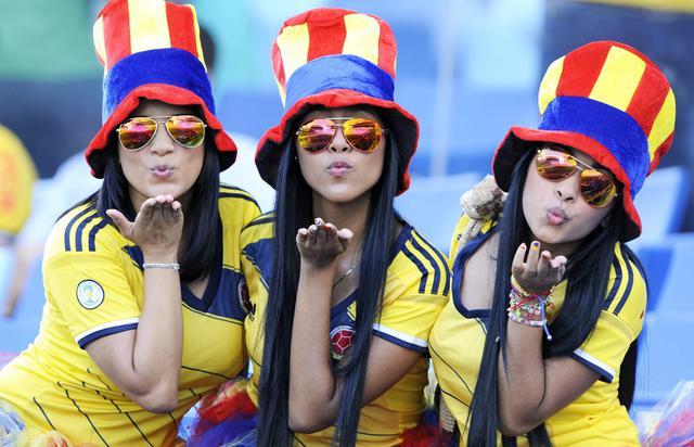 Le piu' belle maschere dei mondiali