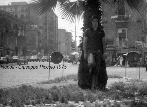 Napoli - Giuseppe Piccolo 1975