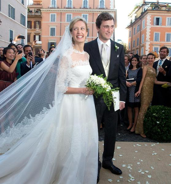 Principe del Belgio sposa giornalista italiana