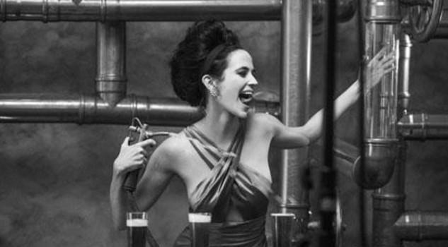 Eva Green protagonista del Calendario Campari 2015. Ecco le foto del backstage