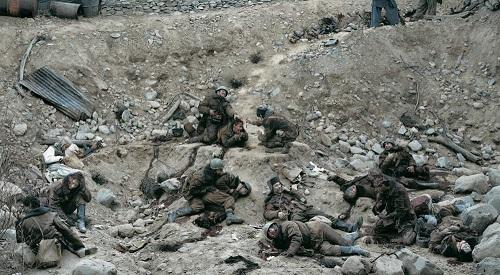 Foto di guerra ambientata in Afghanistan ai tempi dell'invasione sovietica (1986) Vale $3,6 milioni