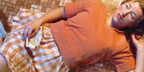 Datata 1981, questa foto ha per soggetto l'artista visuale Cindy Sherman. Nel 2011, è stata battuta