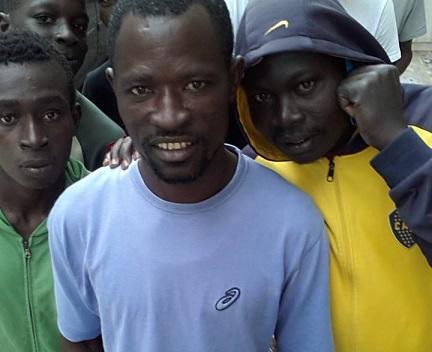 CITTADINI STRANIERI DALL'AFRICA AD AGNONE - IS -