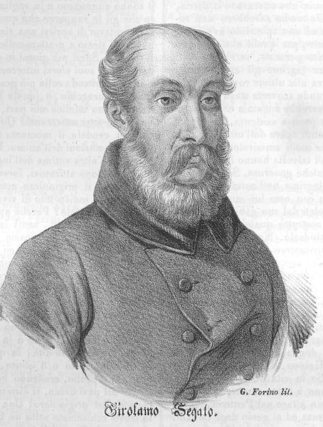 Girolamo Segato (1792–1836) Soprannominato Il Pietrificatore -