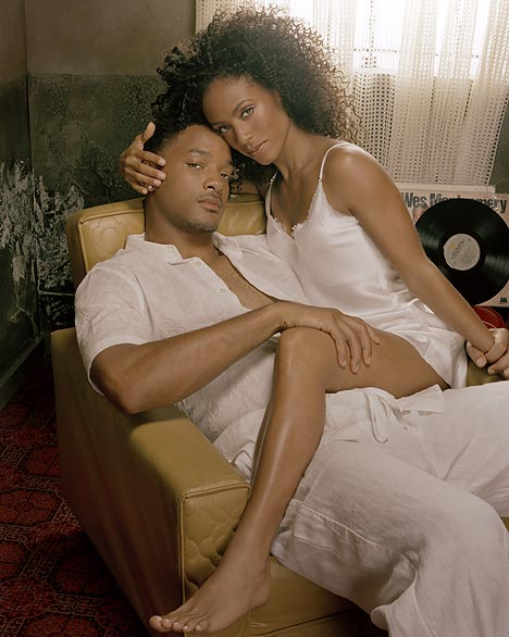 Scatto sexy di Will Smith alla moglie Jada Pinkett Smith mentre dorme, nuda