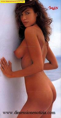 Calendario di Elisabetta Canalis -