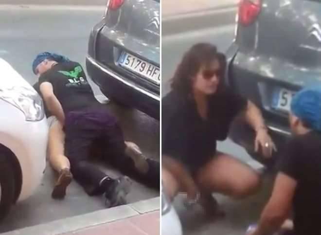 Sesso in strada la vergogna degli stupidi