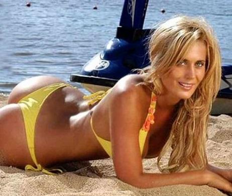Rocio Marengo la star sudamericana con la quale Higuain ha negato ogni relazione