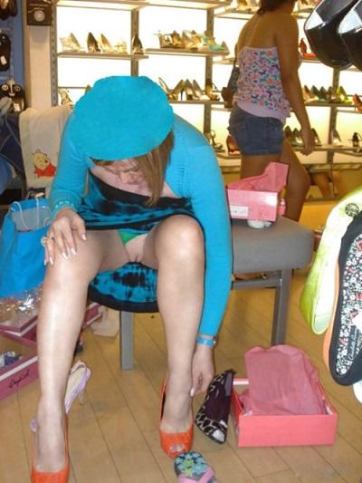 Mia moglie al centro commerciale di Pescara - Luigi