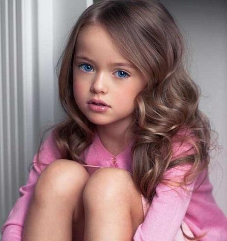 Kristina, baby top model