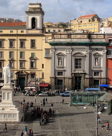 Le bellezze di Napoli e le province della Campania