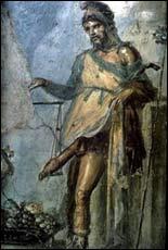 Pompei (NA) la 2 città più famosa al mondo - La villa dei Misteri
