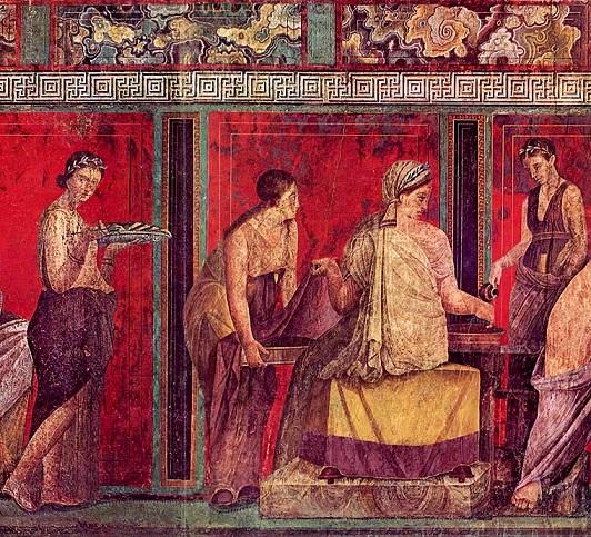 Pompei (NA) la seconda città più famosa al mondo - La villa dei Mister