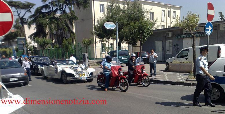 """III Raduno Auto e Moto d'Epoca """"Città di Volla"""" (NA)"""
