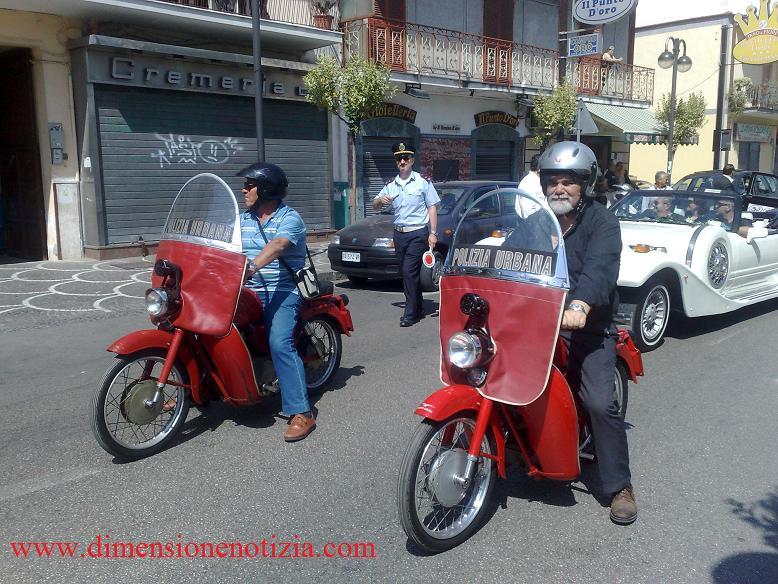 """III Raduno Auto e Moto d'Epoca """"Città di Volla"""" (NA) -"""