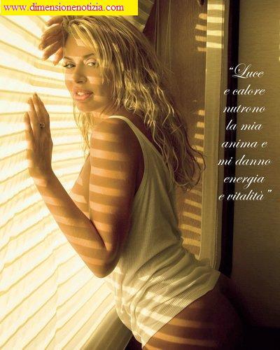 Calendario di Valeria Marini -